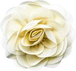 Резинка для волос цветок
