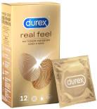 Презервативы Durex RealFeel 12шт