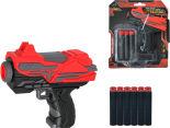 Игрушка Shantou Qunxing Toys Бластер 6-зарядный FJ839