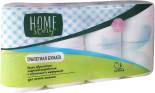 Туалетная бумага Home Story 8 рулонов 2 слоя
