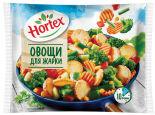 Смесь овощная Hortex Овощи для жарки с картофелем быстрозамороженные 400г