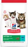Сухой корм для котят Hills Science Plan Kitten с тунцом 1.5кг