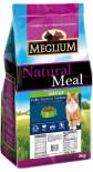 Сухой корм для кошек Meglium Adult Говядина Курица Овощи 3кг