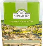 Чай зеленый Ahmad Tea с жасмином 100 пак