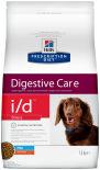Сухой корм для собак Hills PD i/d Stress Mini для мелких пород при расстройствах пищеварения вызванных стрессом с курицей 1.5кг