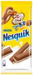 Шоколад Nesquik Молочный с молочной начинкой 100г