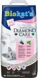 Наполнитель для кошачьего туалета Biokats Diamond care Fresh с ароматизатором 8л