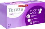 Прокладки Tereza Lady Micro урологические ежедневные 24шт