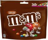 Драже M&Ms с молочным шоколадом 360г