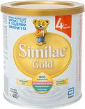 Смесь Similac Gold 4 Молочная c 1.5 лет 400г