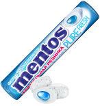 Жевательная резинка Mentos Pure Fresh Свежая мята 15.5г