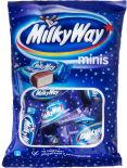 Шоколадный батончик Milky Way Minis 16шт*11г