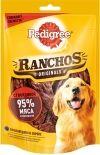 Лакомство для собак Pedigree Ranchos мясные ломтики с говядиной 58г
