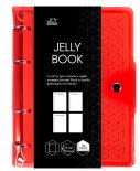 Тетрадь на кольцах Listoff Jelly Book Juicy 2 A5 120л