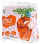 Мини-морковь Зайкино счастье 250г упаковка