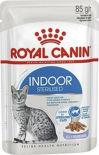 Корм для кошек Royal Canin Indoor Sterilised желе 85г