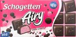 Шоколад Schogetten Airy Темный со вкусом вишни 95г