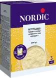 Хлопья Nordic Рисовые 800г