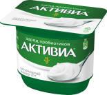 Био йогурт Активиа Натуральная 3.5% 150г