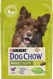 Сухой корм для собак Dog Chow Ягненок 2.5кг
