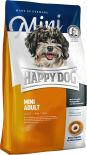 Сухой корм для взрослых собак Happy Dog Mini adult 1кг