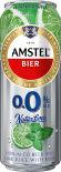 Пивной напиток Amstel безалкогольный Лайм и Мята 430мл