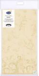 Скатерть Duni Charm Cream бумажная 138*220см