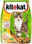 Сухой корм для кошек Kitekat Курочка аппетитная 800г