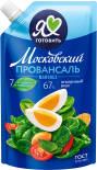 Майонез Московский Провансаль Классический 67% 750мл
