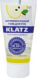 Гель для рук Klatz антимикробный с ароматом Яблока 50 мл
