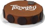 Торт Cream Royal Тирамису шоколадный 1.1кг