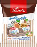 Конфеты In Choco Amaretto в кокосовой обсыпке 150г