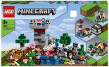 Конструктор LEGO Minecraft 21161 Набор для творчества 3.0