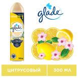 Освежитель воздуха Glade Цитрусовый 300мл