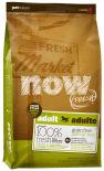 Сухой корм для собак Now Fresh Adult для мелких пород беззерновой с индейкой уткой и овощами 2.72кг