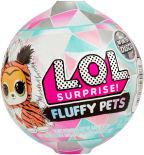 Игрушка LOL Surprise Fluffy Pets Питомец Зимнее диско 559719