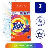 Стиральный порошок Tide Color Аква-Пудра автомат 20 стирок 3кг