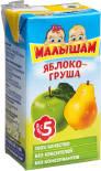 Нектар ФрутоНяня Малышам Яблоко-груша 125мл