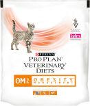 Сухой корм для кошек Pro Plan Veterinary Diets OM Obesity Management при ожирении 350г