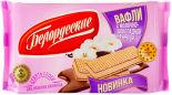 Вафли Спартак Белорусские с Молочно-шоколадной начинкой 267г