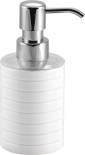Дозатор для жидкого мыла Swensa Trento белый