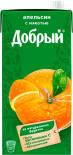 Нектар Добрый Апельсин с мякотью 2л