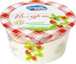 Йогурт Залесский фермер Земляника-клубника 3.5% 130г