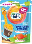 Кусочки фруктовые ФрутоНяня Яблоко-персик 56г