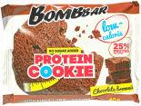 Печенье Bombbar неглазированное Шоколадный брауни 40г