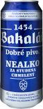 Пиво Bakalar светлое 0.5л