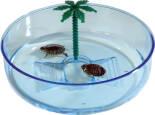 Бассейн для черепах IMAC Turtle Hydra пластиковый круглый 22*6.5см