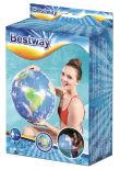 Мяч надувной Bestway Земля с подсветкой 61см