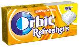 Жевательная резинка Orbit Refreshers Тропический микс 16г