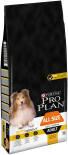 Сухой корм для стерилизованных собак Pro Plan All Size Adult Light/Sterilised для контроля веса с курицей 14кг